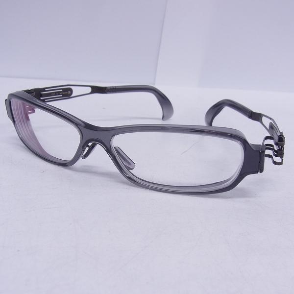 999.9/フォーナインズ for ic!berlin/フォーアイシーベルリン 眼鏡/メガネ フレーム model mikame4