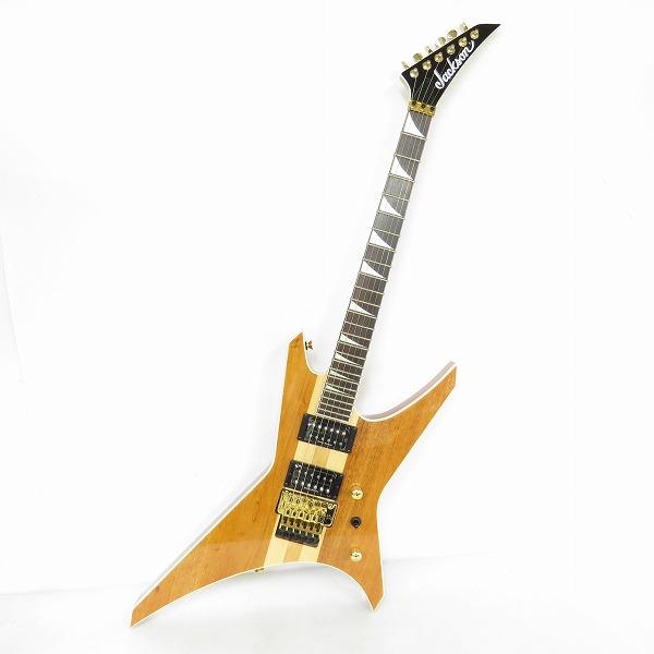 ★Jackson/ジャクソン X Series Warrior WRX24 Natural 変形ギター