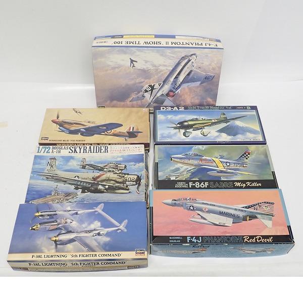 【おまとめ品】ハセガワ 1/72 F-4J ファントムⅡ ショータイム 100 限定/九九艦爆 22型 他 おまとめ7点