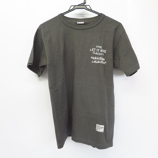 実際に弊社で買取させて頂いたChampion×Let it Ride/チャンピオン×レットイットライド Tシャツ カットソー コットン T1011/S