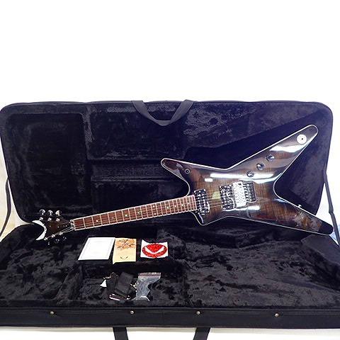 実際に弊社で買取させて頂いた★DEAN/ディーン ML79 Floyd 変形ギター エレキギター 専用ケース付き