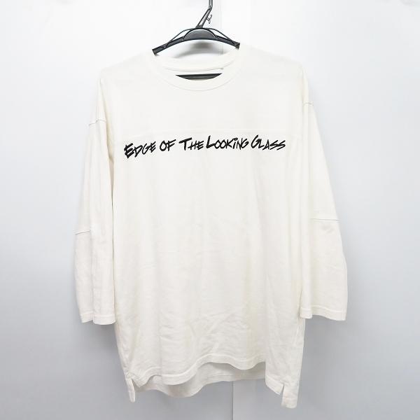 実際に弊社で買取させて頂いたKIM JONES×GU/キムジョーンズ×ジーユー コラボ 刺繍 カットソー/Tシャツ L