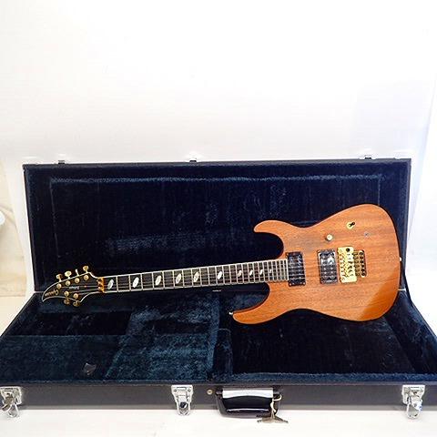 ★Caparison/キャパリソン Dellinger II SE エレキギター ハードケース付
