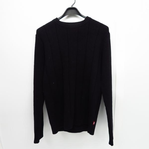 HIDEANDSEEK/ハイアンドシーク ブラック セーター/M